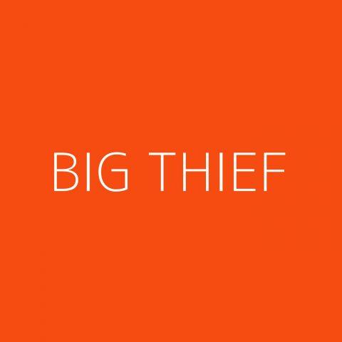Big Thief Playlist – Most Popular