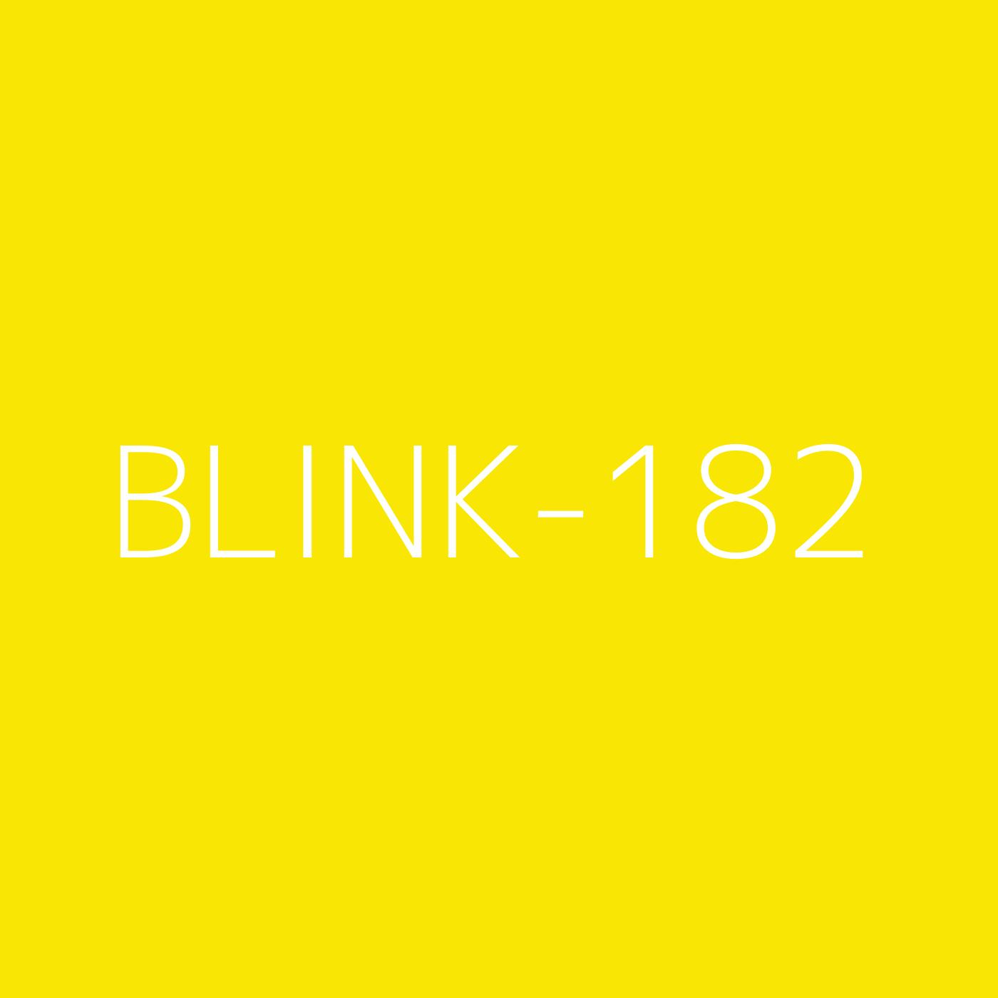 blink-182 Playlist Artwork