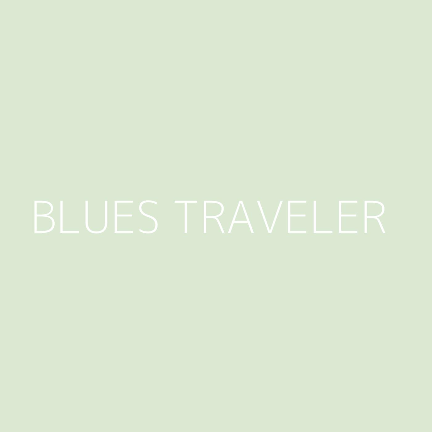 Blues Traveler Playlist Artwork