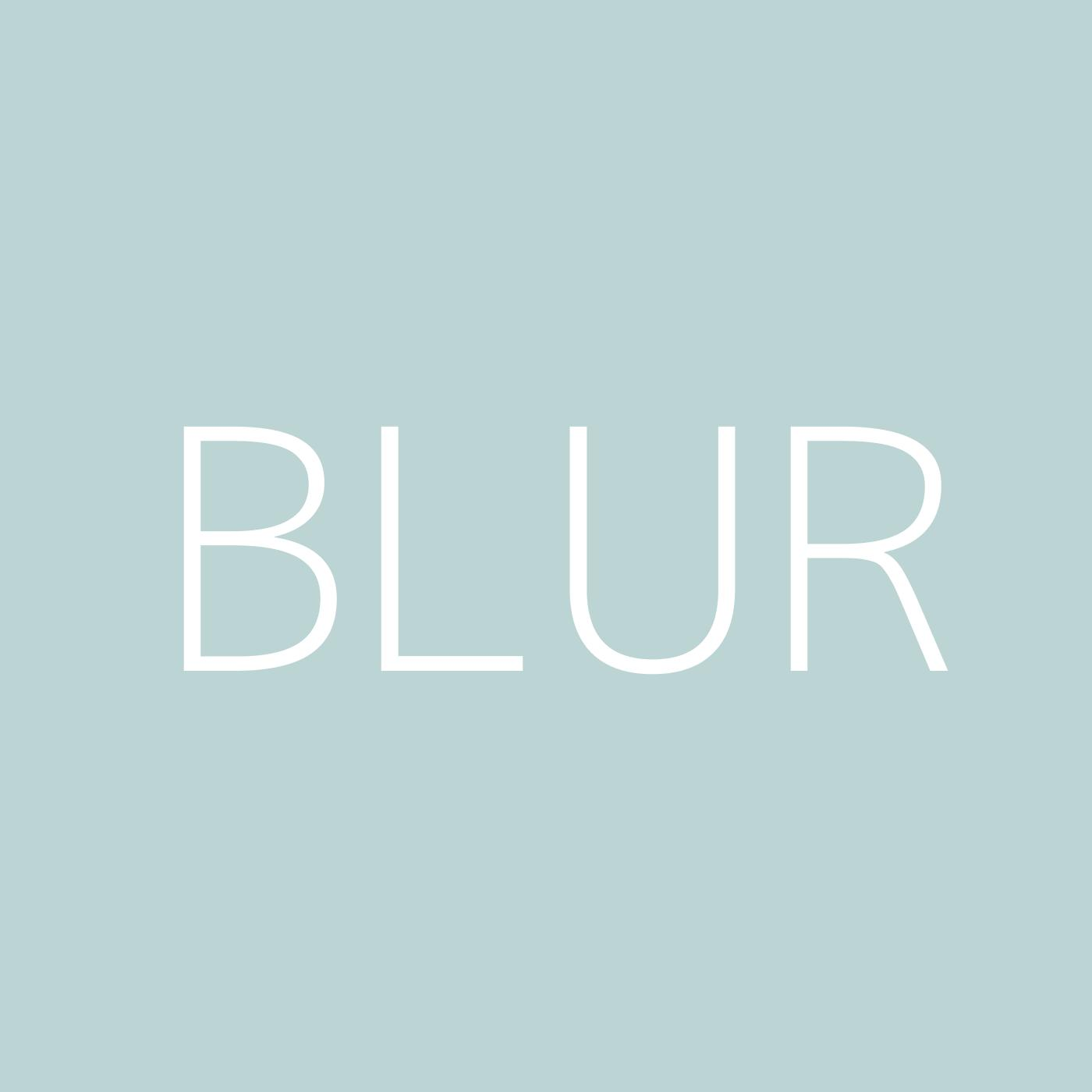 Blur Playlist Artwork