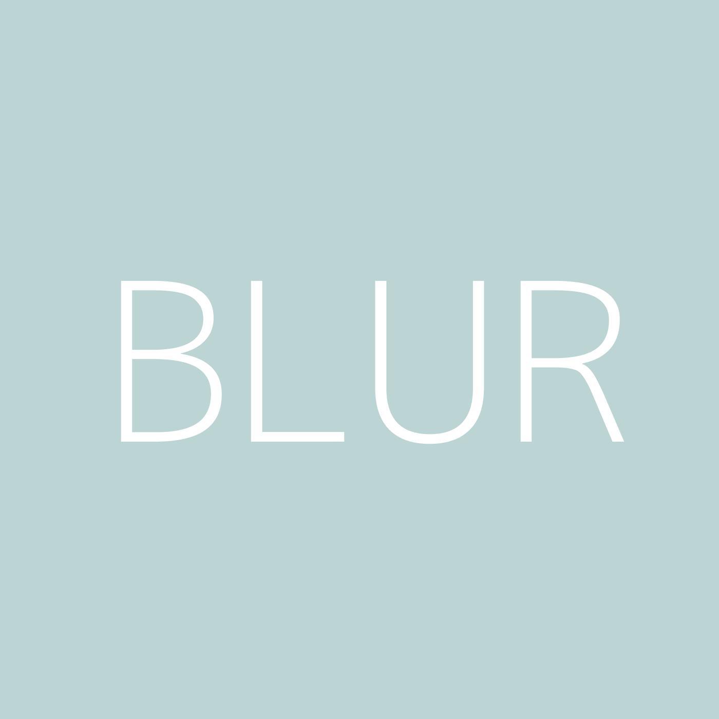 Blur Playlist Artwork
