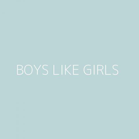 Boys Like Girls Playlist – Most Popular