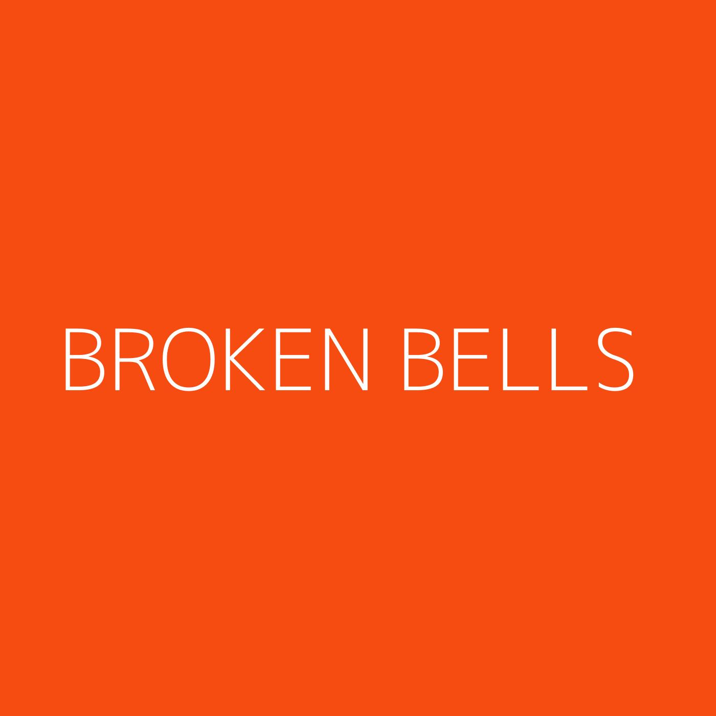 Broken Bells Playlist Artwork