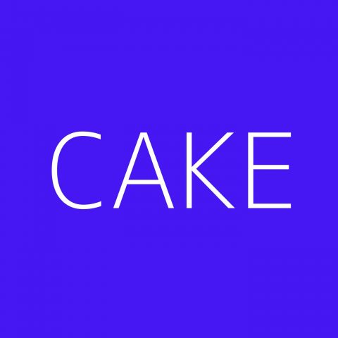Cake Playlist – Most Popular