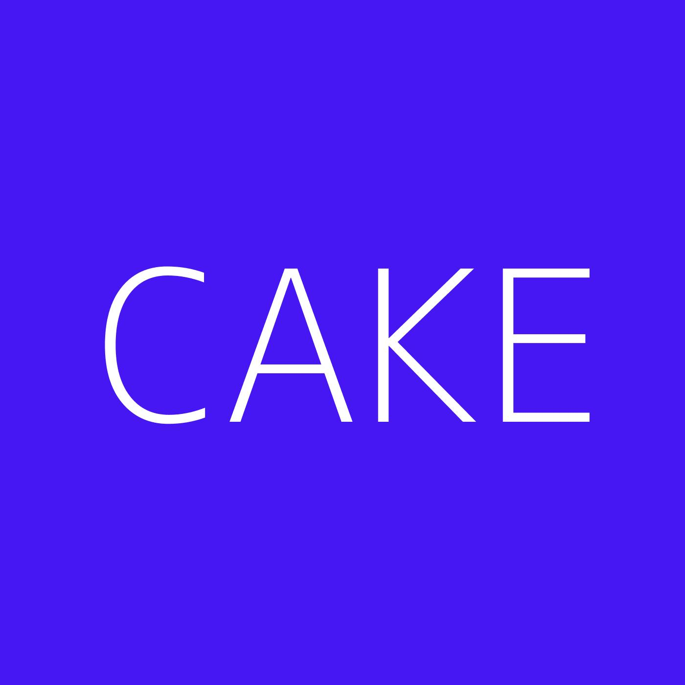 Cake Playlist Artwork
