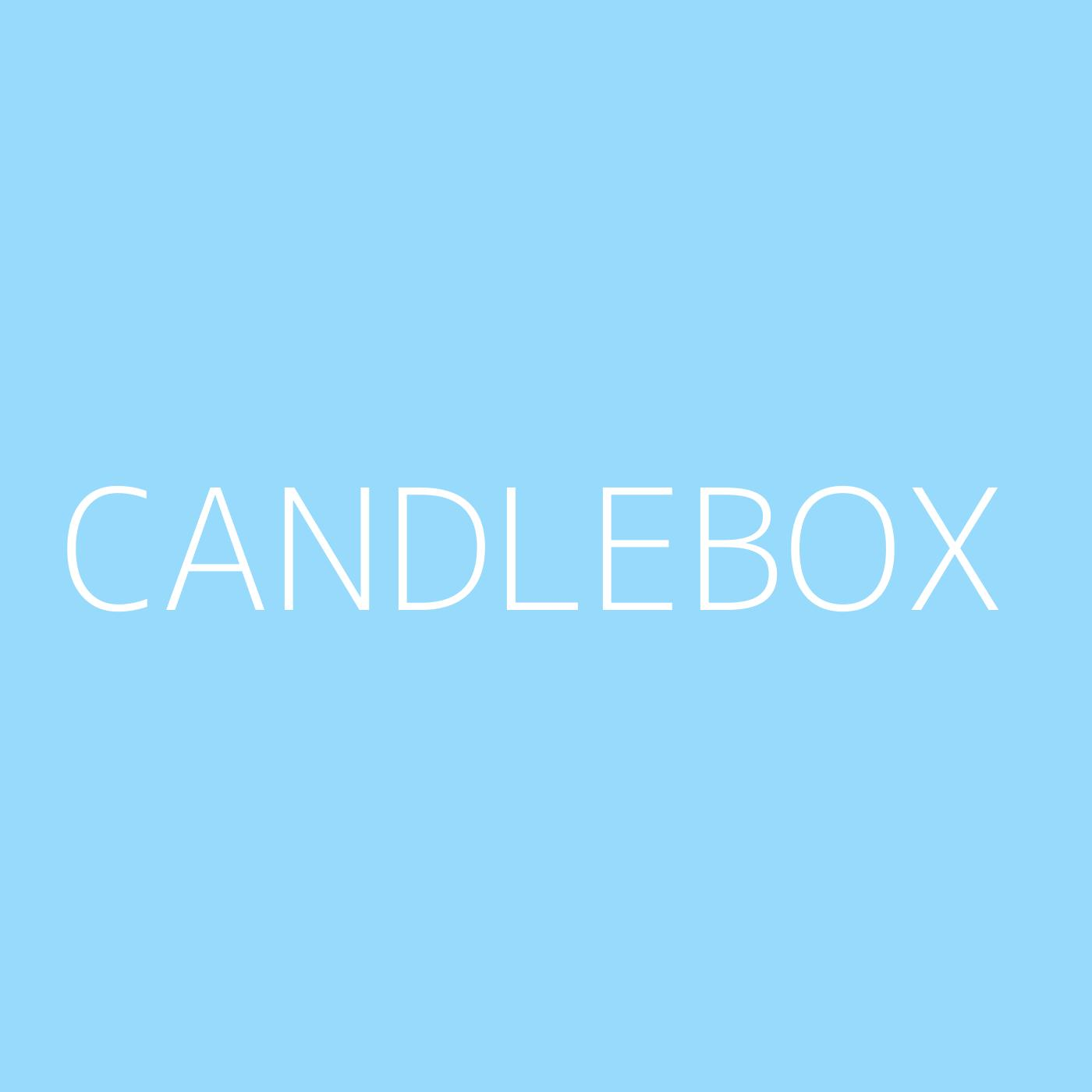 Candlebox Playlist Artwork