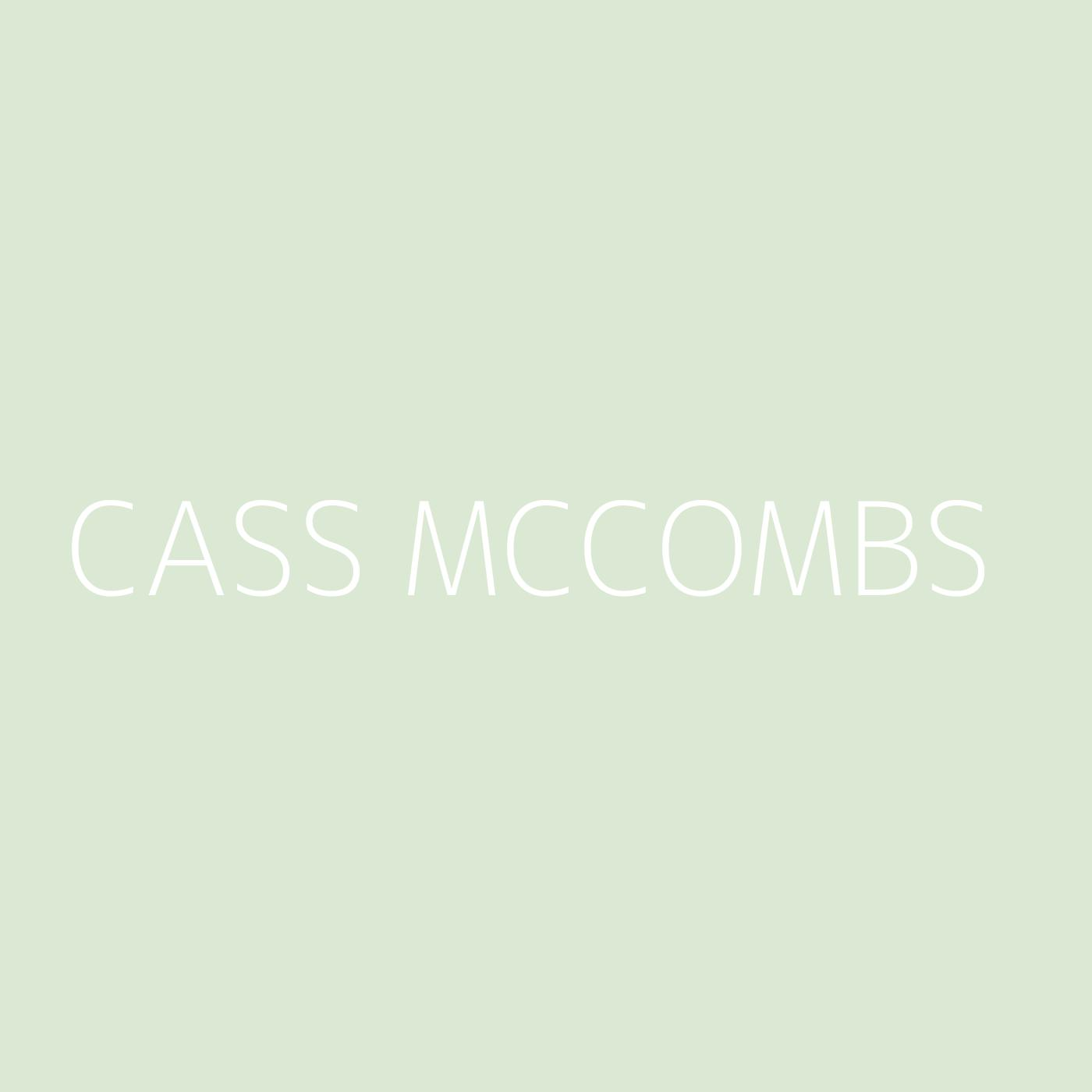 Cass McCombs Playlist Artwork