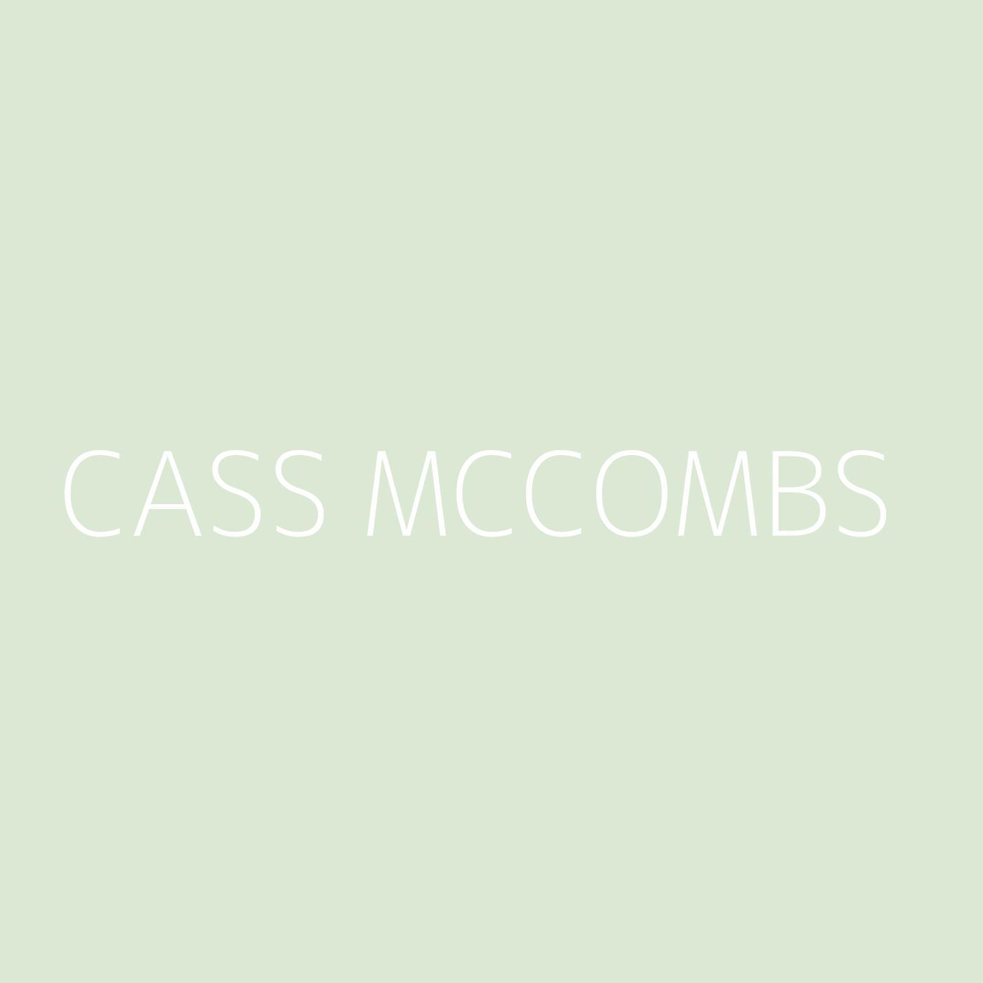 Cass McCombs Playlist Artwork