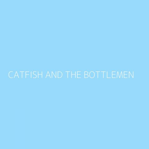 Catfish and the Bottlemen Playlist – Most Popular