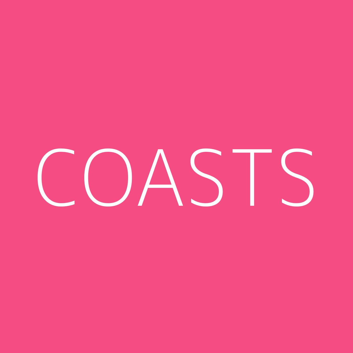 Coasts Playlist Artwork