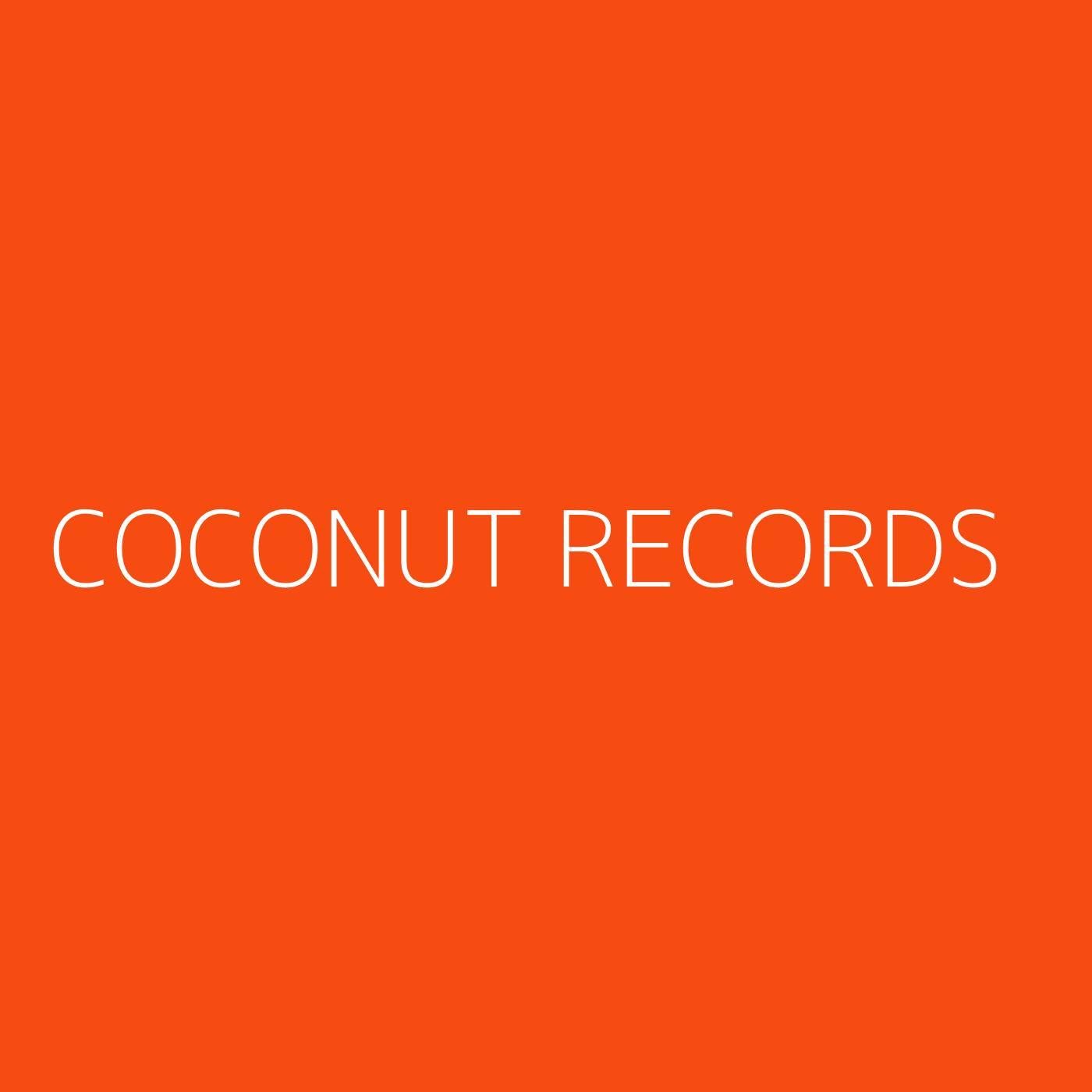 Coconut Records Playlist Artwork