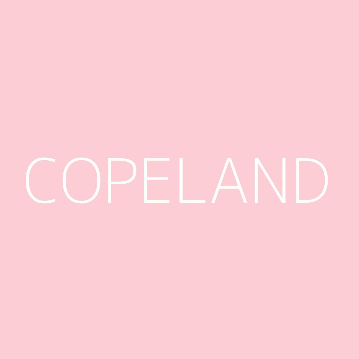 Copeland Playlist Artwork