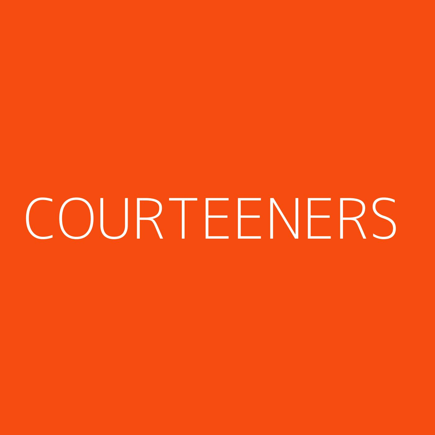 Courteeners Playlist Artwork
