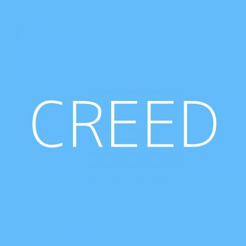 Creed Playlist – Most Popular