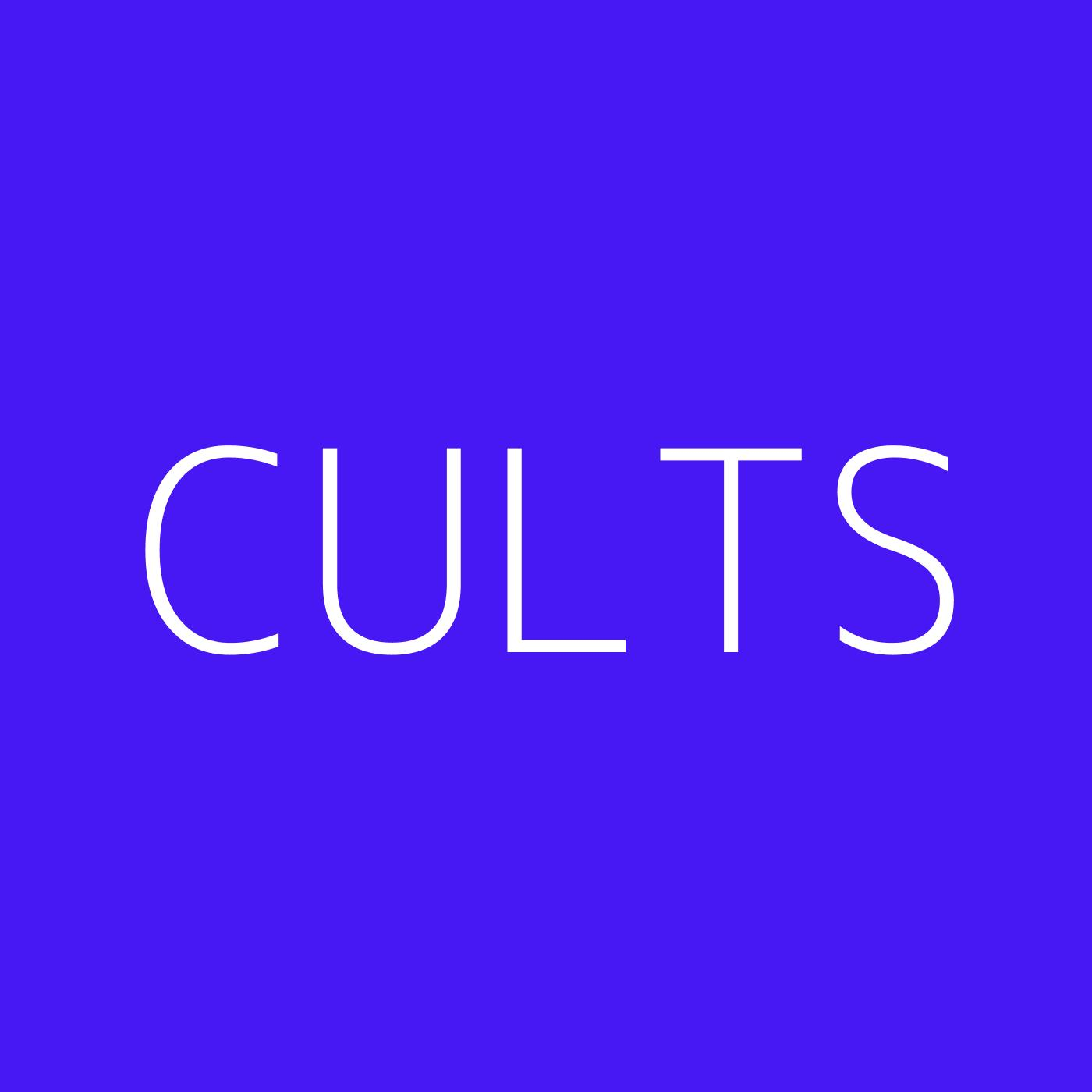 Cults Playlist Artwork