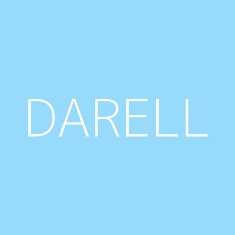 Darell Playlist – Most Popular