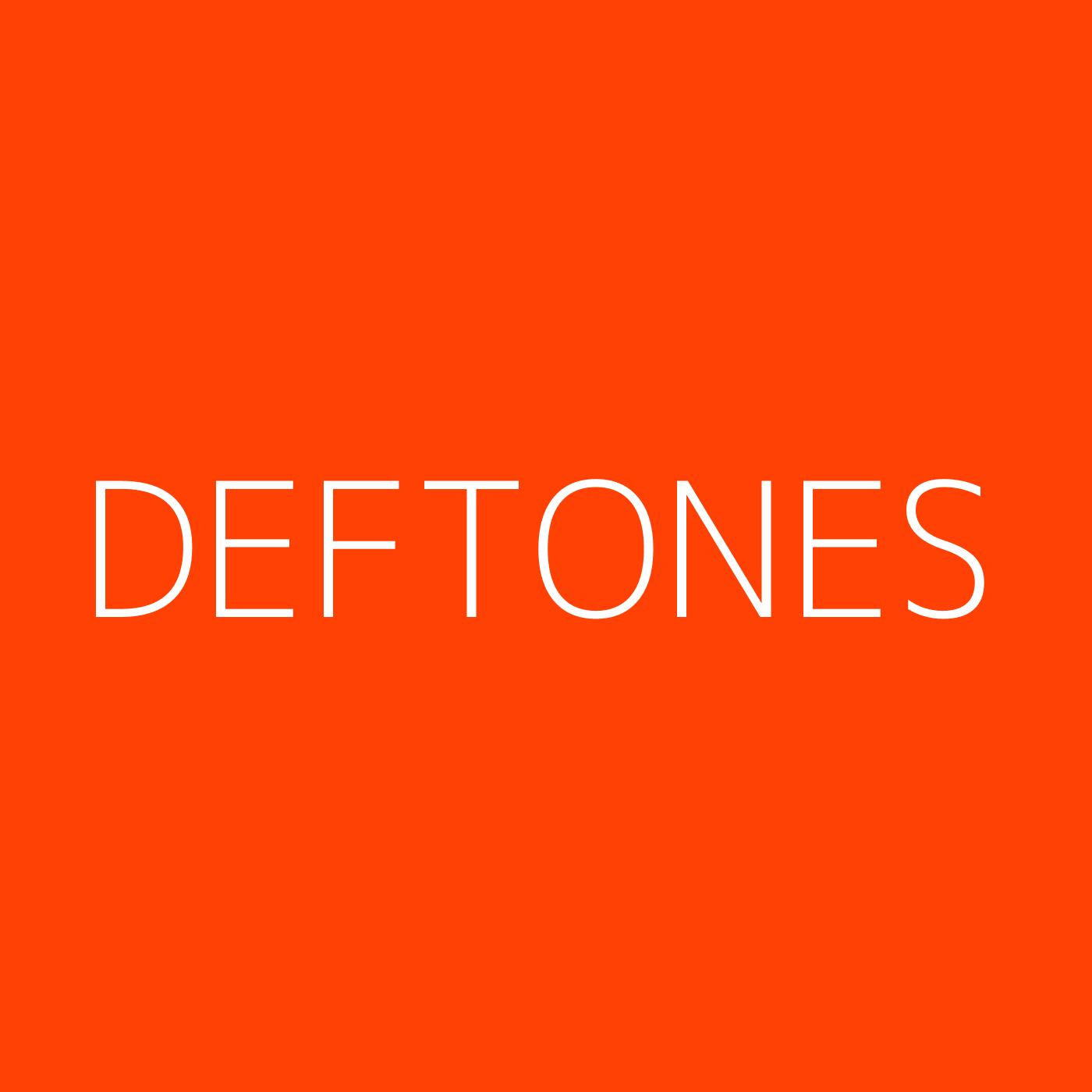 Deftones Playlist Artwork