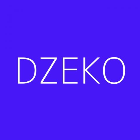 Dzeko Playlist – Most Popular