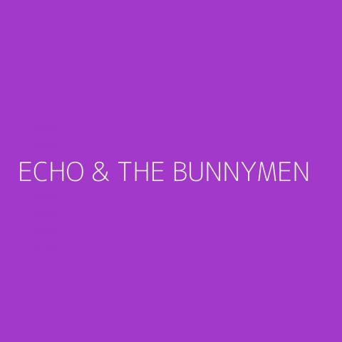 Echo & the Bunnymen Playlist – Most Popular