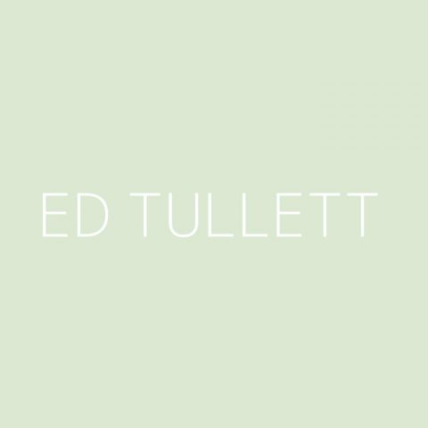 Ed Tullett Playlist – Most Popular