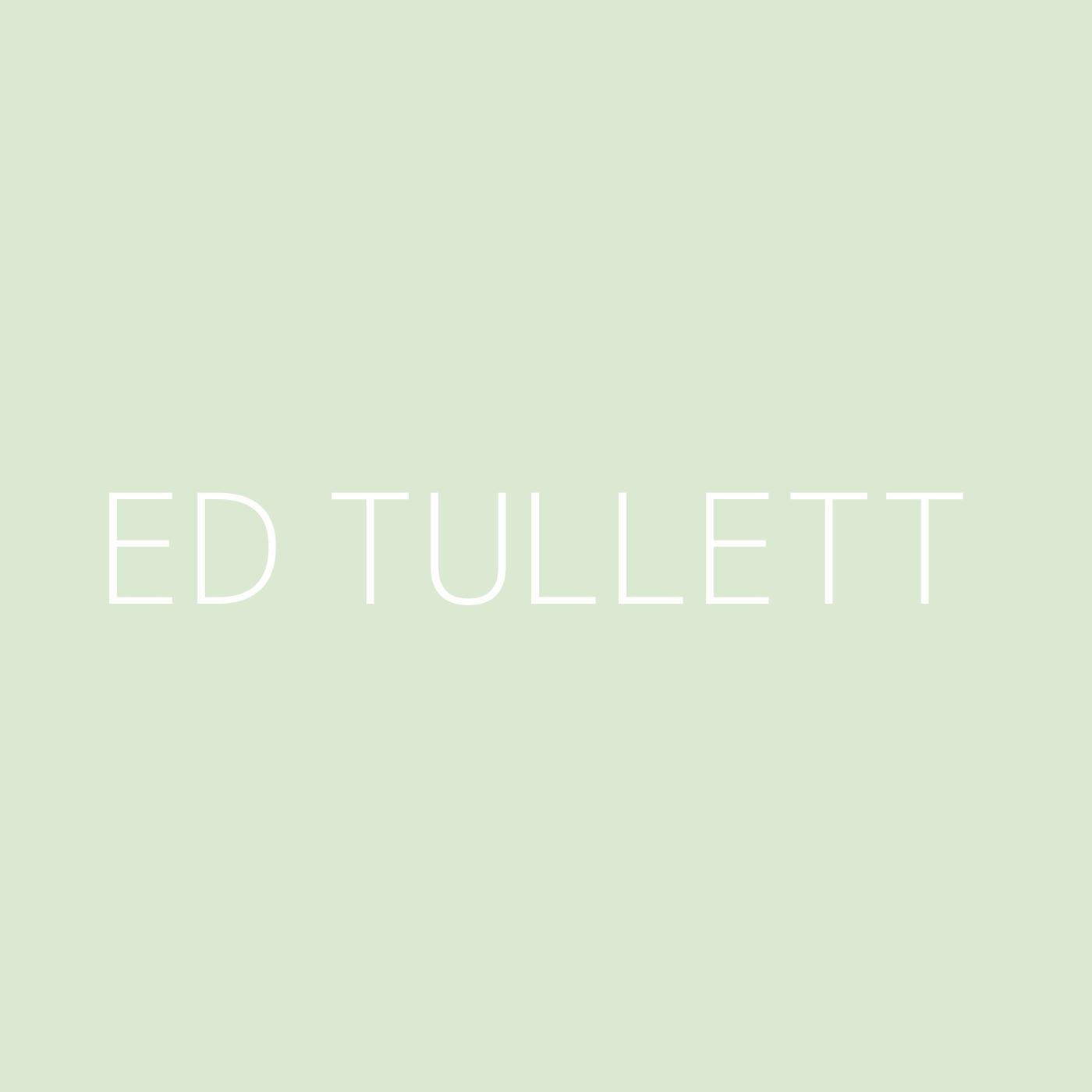 Ed Tullett Playlist Artwork