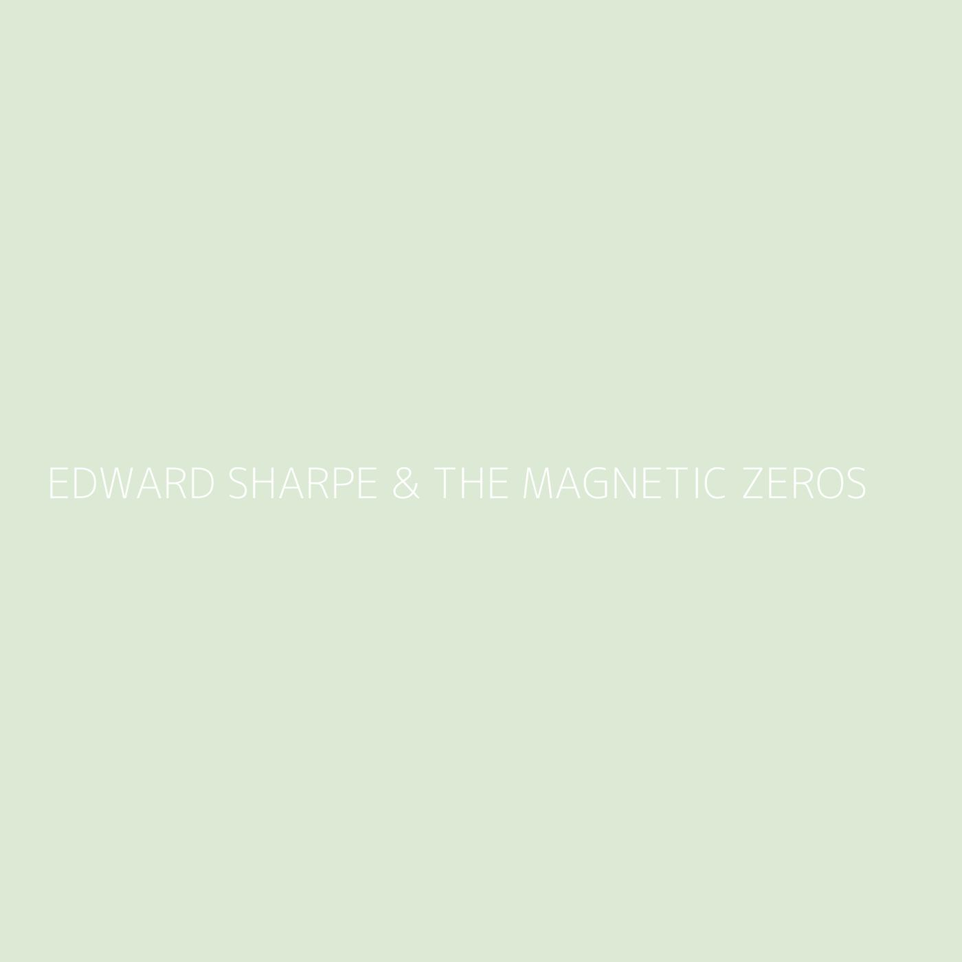 Edward Sharpe & The Magnetic Zeros Playlist Artwork