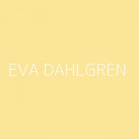 Eva Dahlgren Playlist – Most Popular