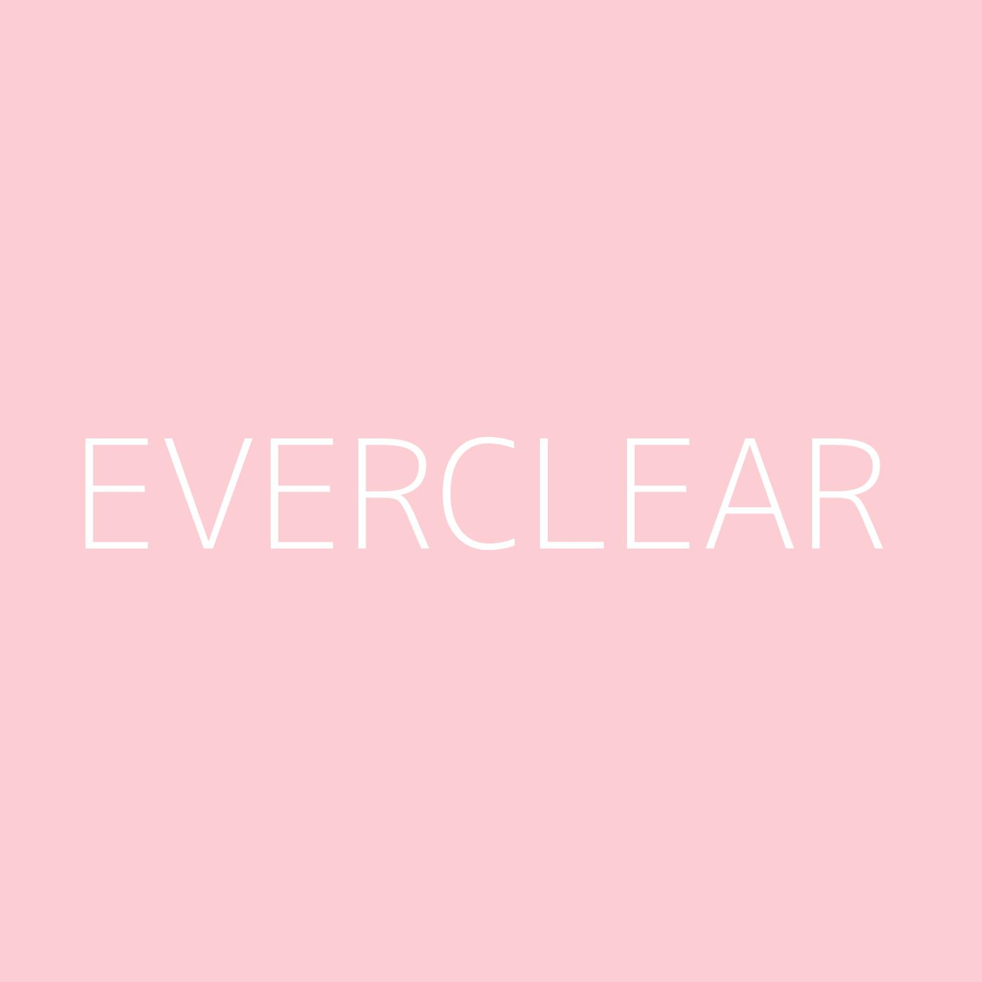 Everclear Playlist Artwork