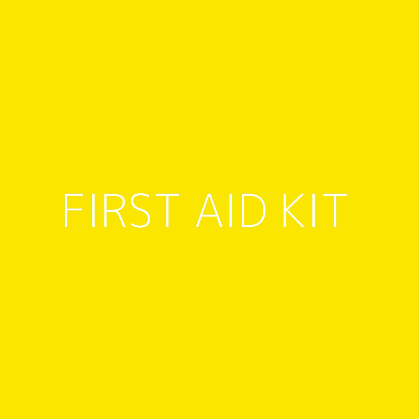 First Aid Kit Playlist Artwork