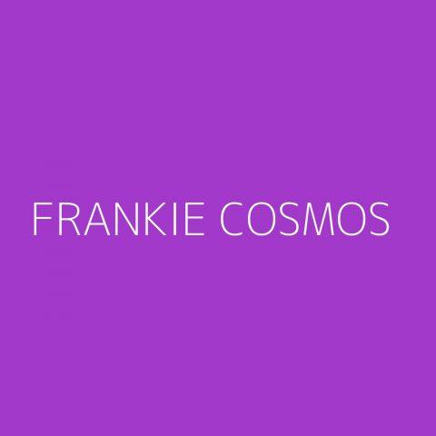 Frankie Cosmos Playlist – Most Popular