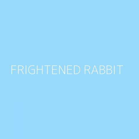 Frightened Rabbit Playlist – Most Popular