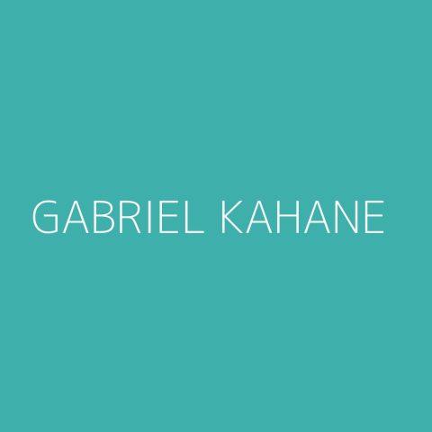 Gabriel Kahane Playlist – Most Popular
