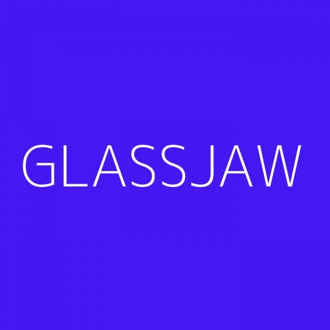 Glassjaw Playlist – Most Popular