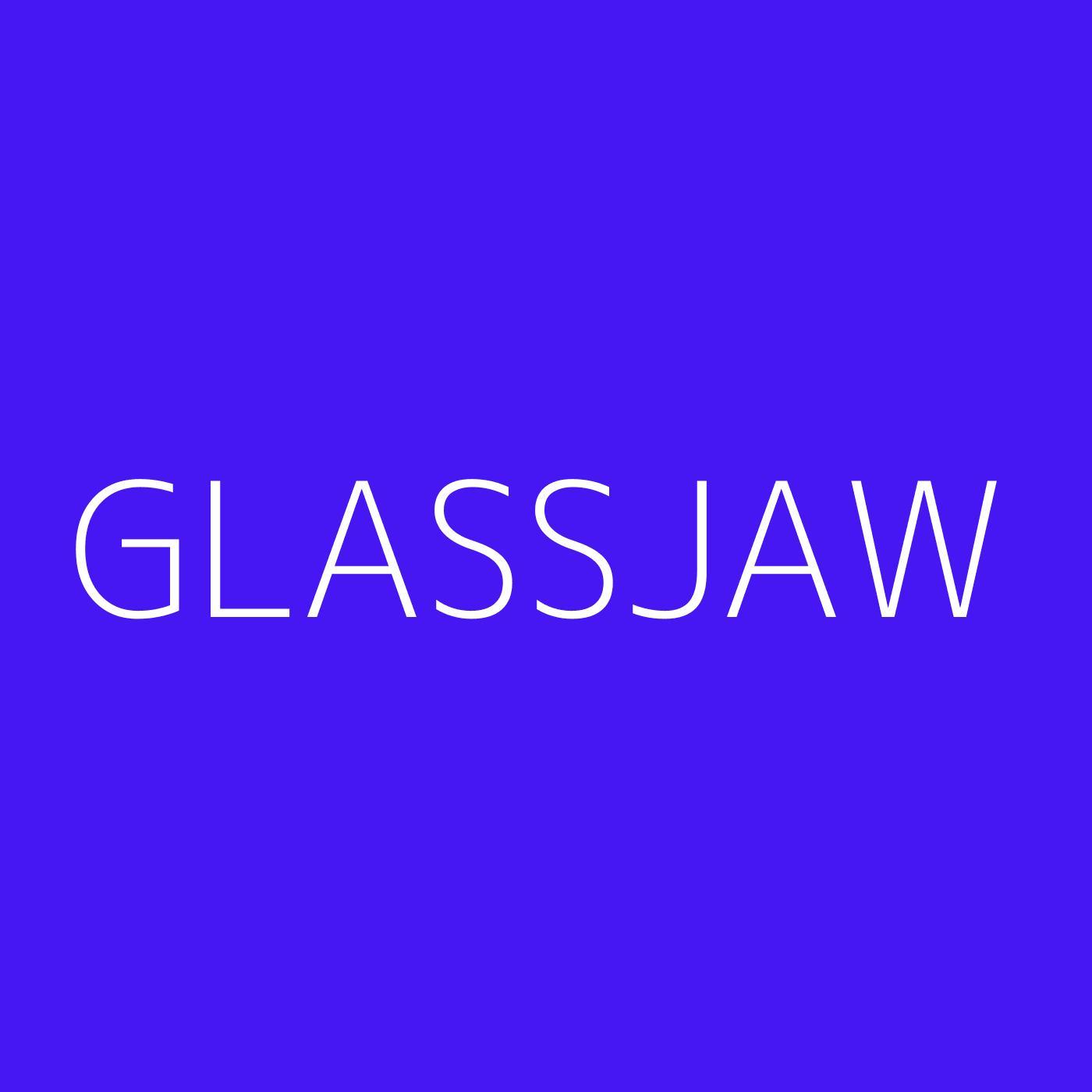 Glassjaw Playlist Artwork