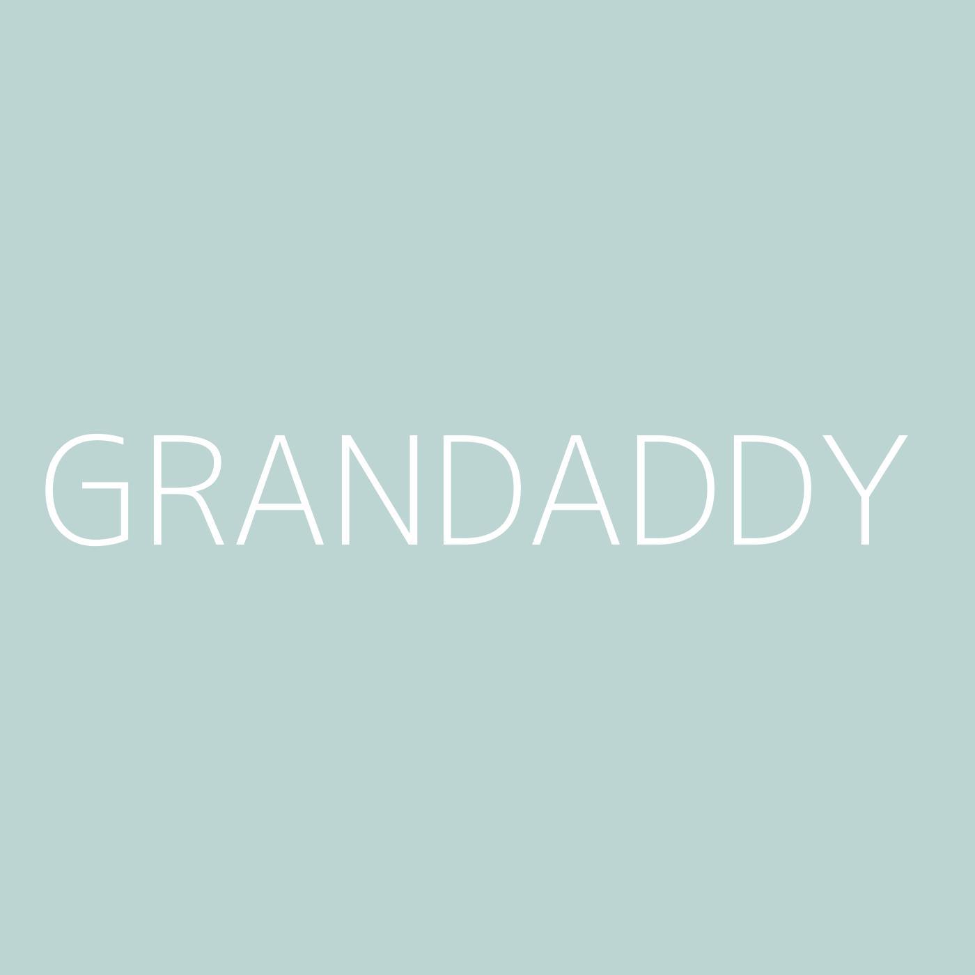 Grandaddy Playlist Artwork