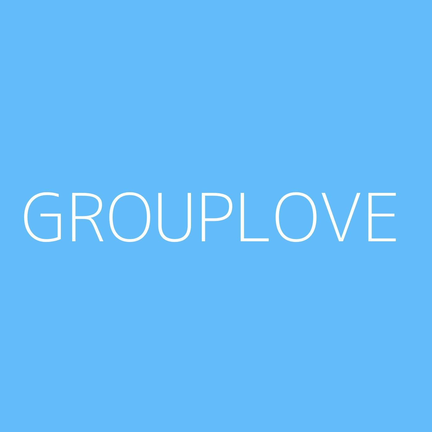 Grouplove Playlist Artwork
