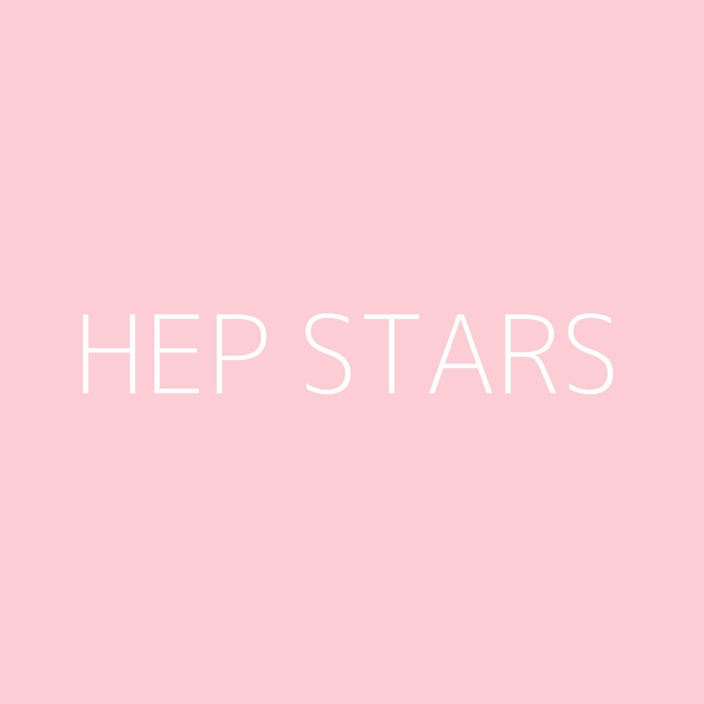 Hep Stars Playlist Artwork