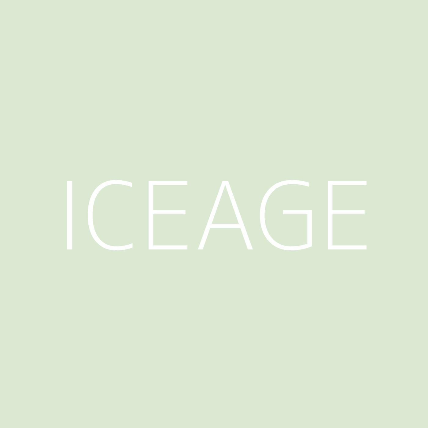 Iceage Playlist Artwork