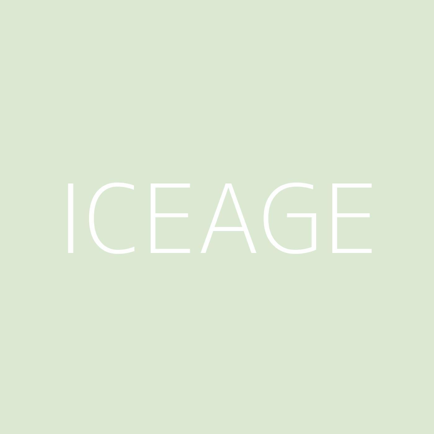 Iceage Playlist Artwork