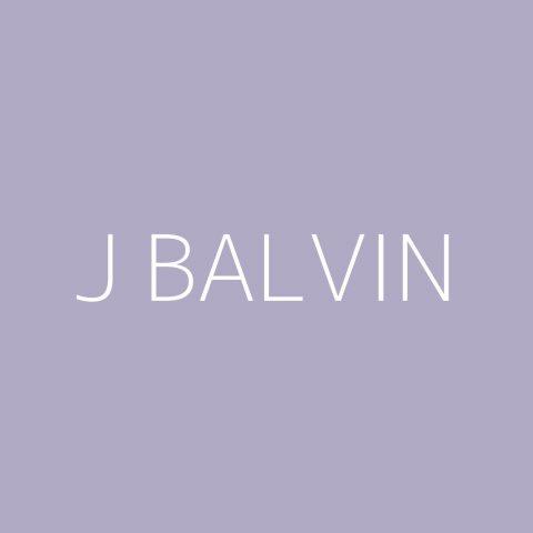 J Balvin Playlist – Most Popular