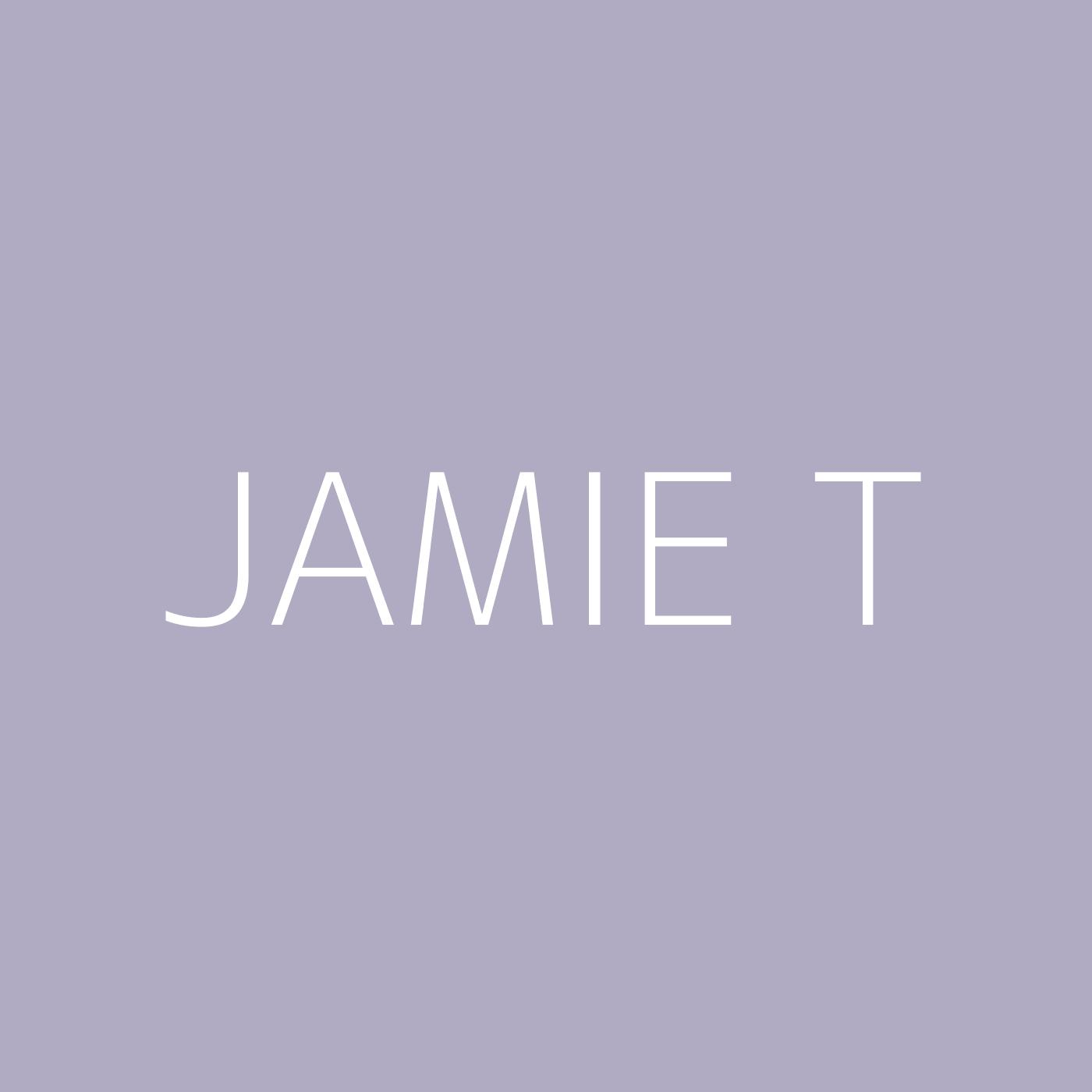 Jamie T Playlist Artwork
