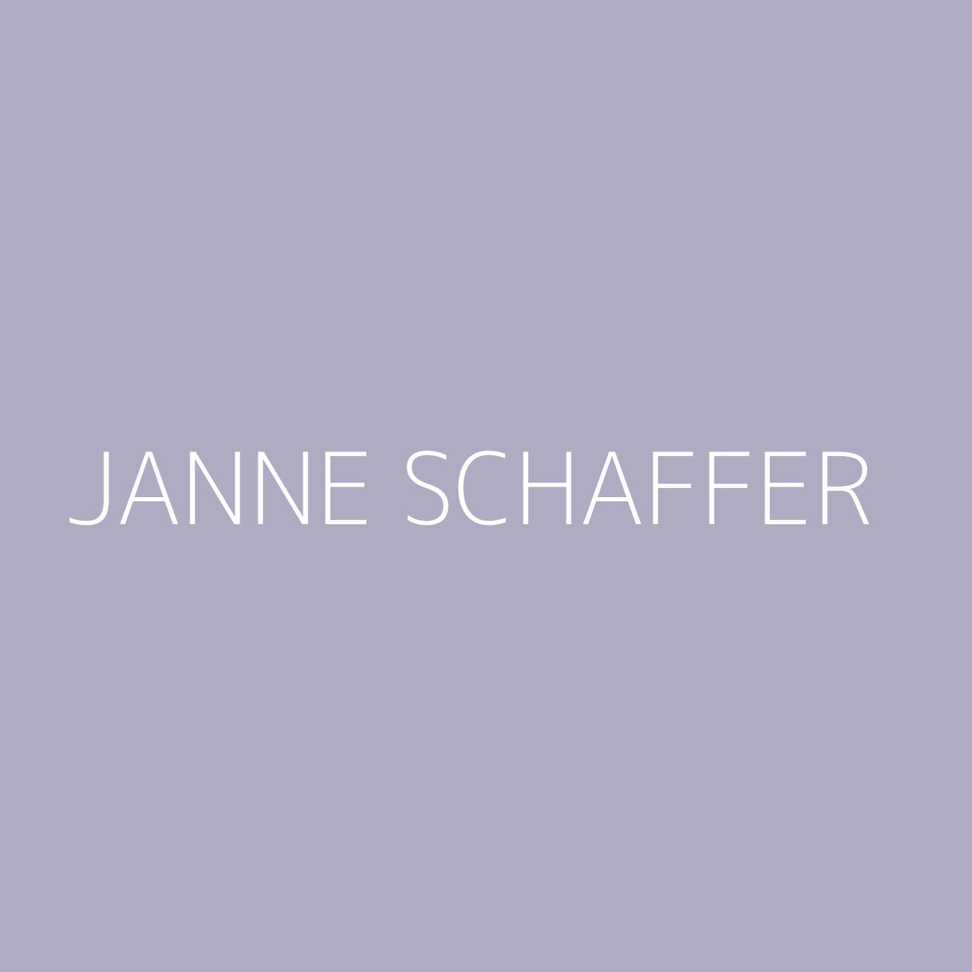 Janne Schaffer Playlist Artwork