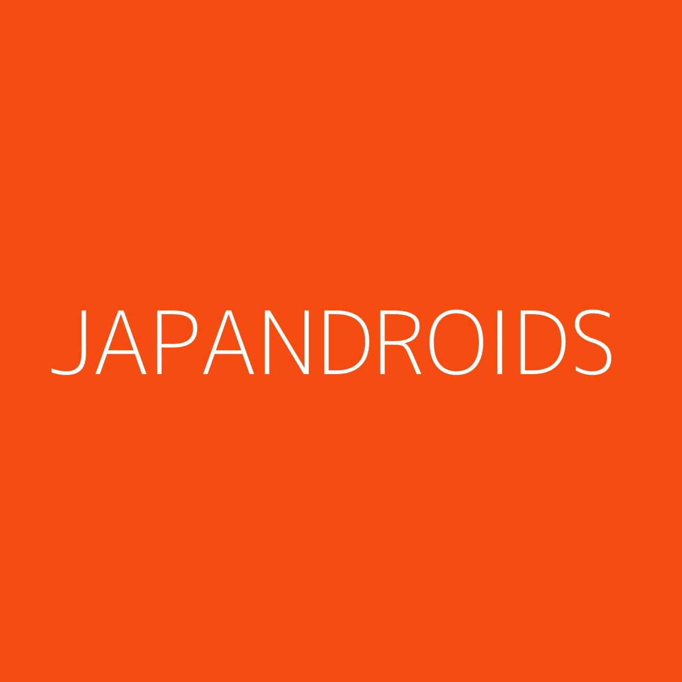Japandroids Playlist Artwork