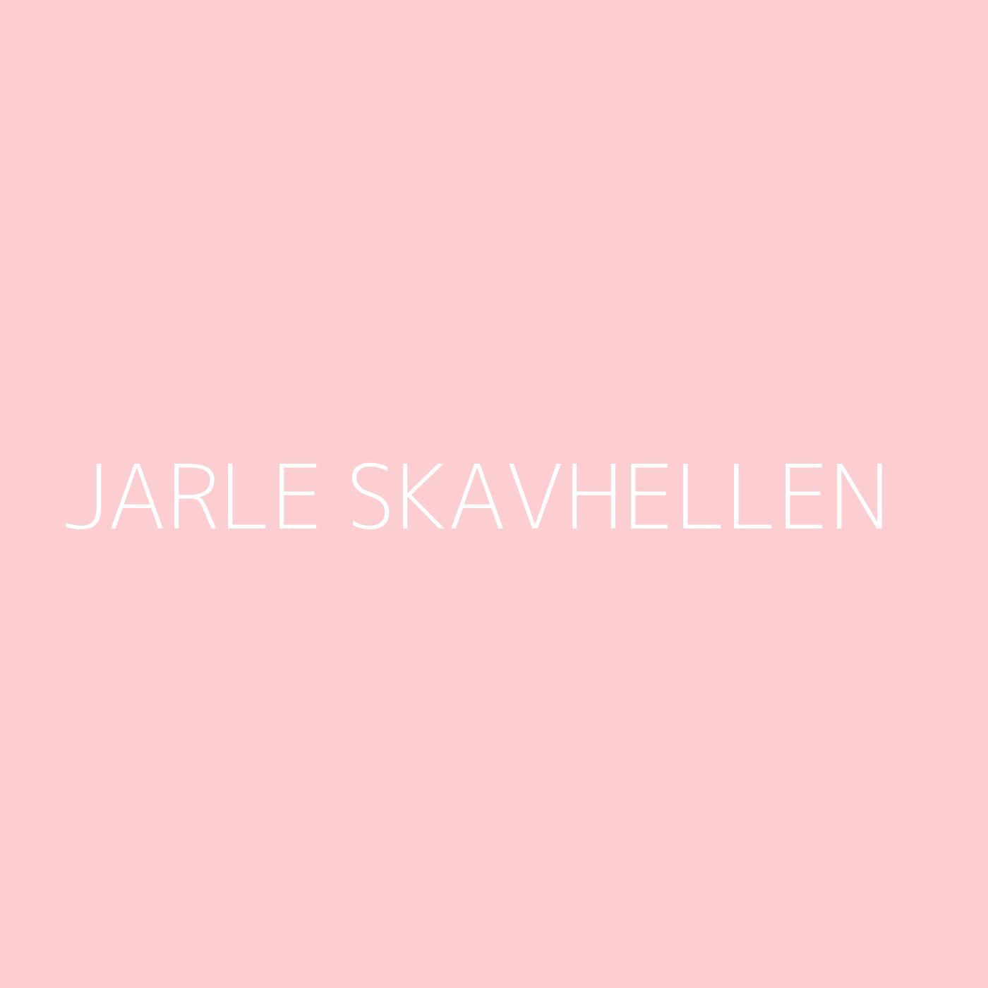 Jarle Skavhellen Playlist Artwork