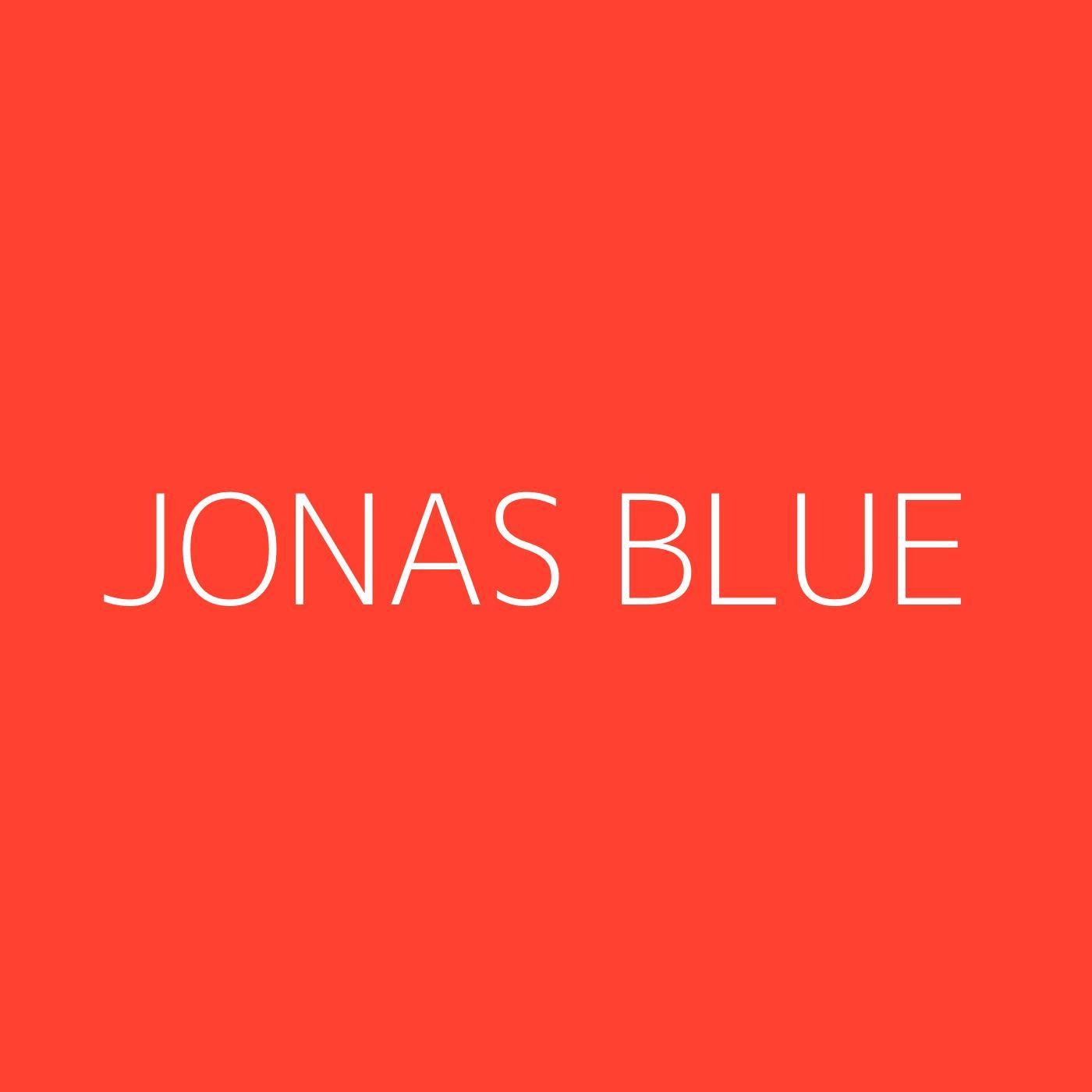 Jonas Blue Playlist Artwork