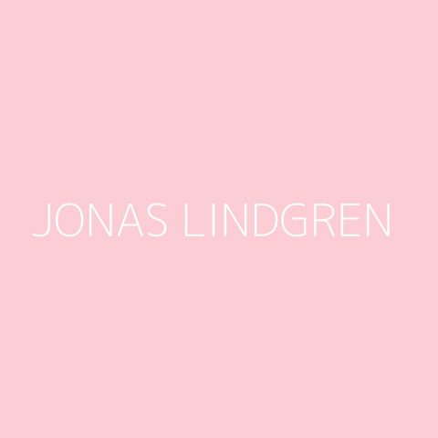 Jonas Lindgren Playlist – Most Popular