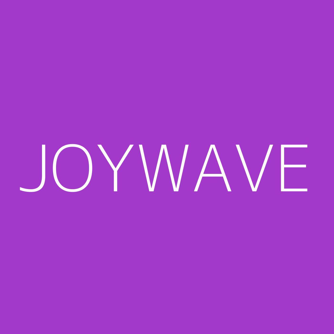 Joywave Playlist Artwork