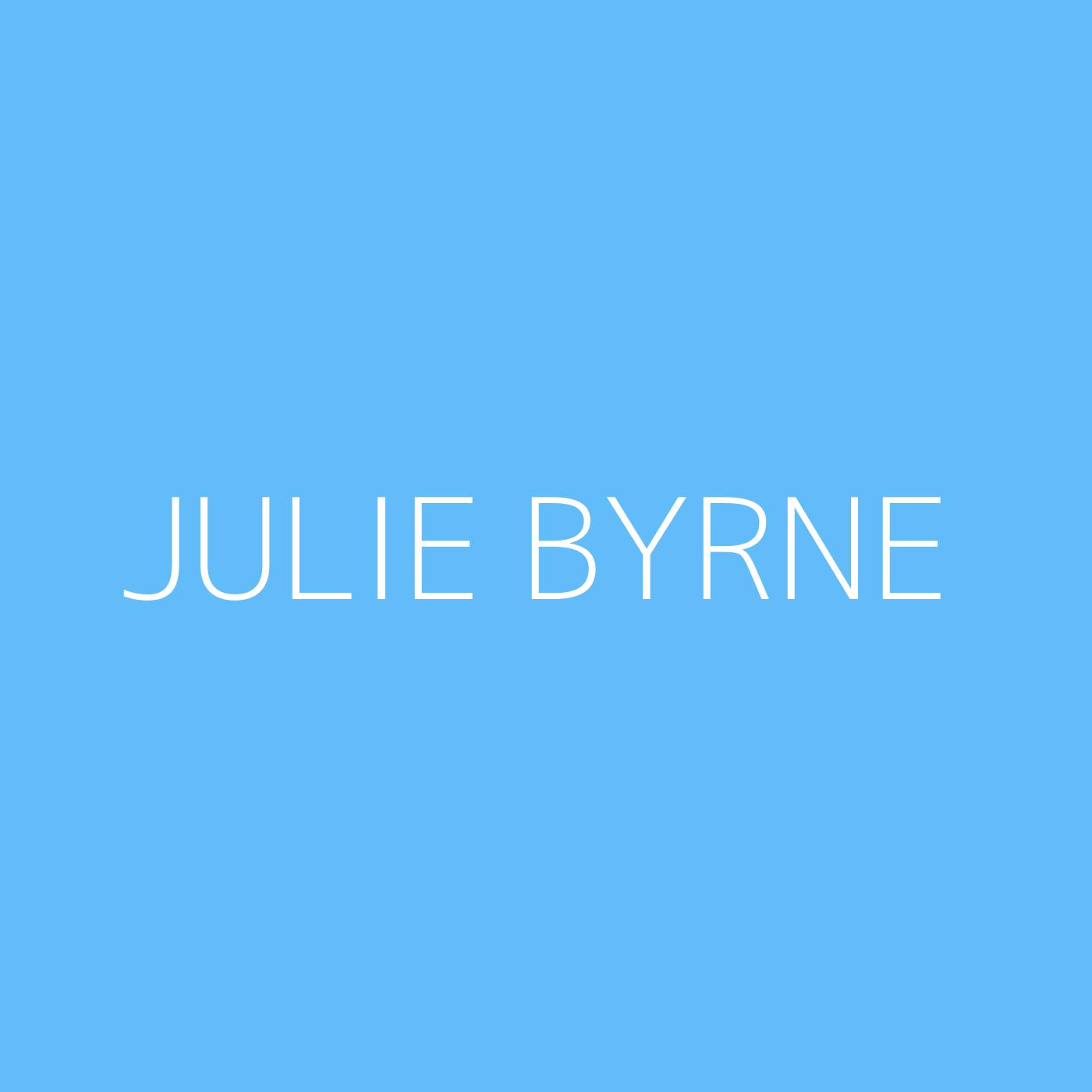 Julie Byrne Playlist Artwork