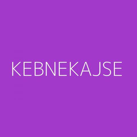 Kebnekajse Playlist – Most Popular
