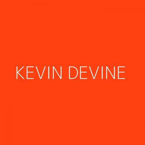 Kevin Devine Playlist – Most Popular